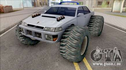 Monster Sultan Grey pour GTA San Andreas