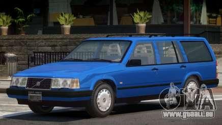 Volvo 940 V1.0 für GTA 4