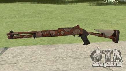 XM1014 Snakeskin Red (CS:GO) pour GTA San Andreas