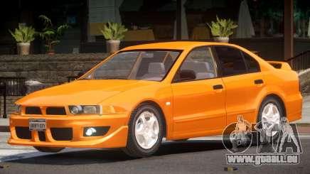 Mitsubishi Galant ST für GTA 4