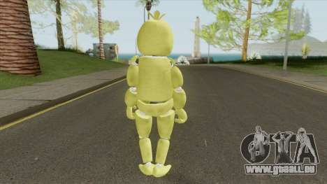 Chica (FNAF) pour GTA San Andreas