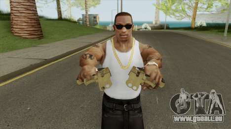 Swiss Derringer (Hitman: Absolution) für GTA San Andreas