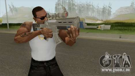 Scoped Assault Rifle (Fortnite) pour GTA San Andreas