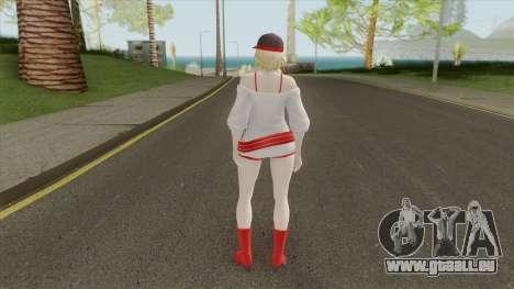 Alice (KOF) für GTA San Andreas