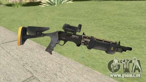 Agency SPS 12 (Hitman: Absolution) pour GTA San Andreas