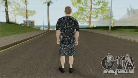 Daniel Craig (HQ) pour GTA San Andreas
