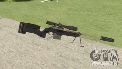 Sniper Rifle (Hitman: Absolution) pour GTA San Andreas