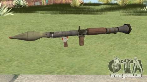 Rocket Launcher GTA V (Original) pour GTA San Andreas
