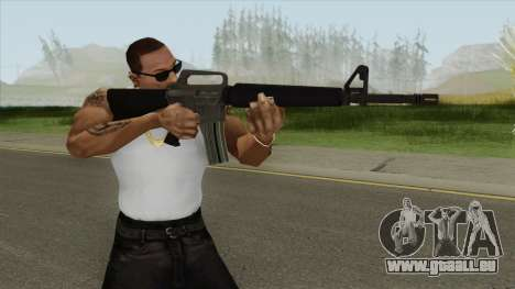 M16A1 (Born To Kill: Vietnam) pour GTA San Andreas