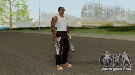 New Tactical SMG (Fortnite) pour GTA San Andreas
