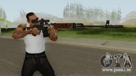 SVD-63 (Born To Kill: Vietnam) pour GTA San Andreas