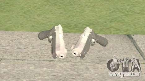 Dual Pistols (Fortnite) pour GTA San Andreas