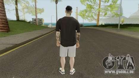 Ederson Moraes pour GTA San Andreas