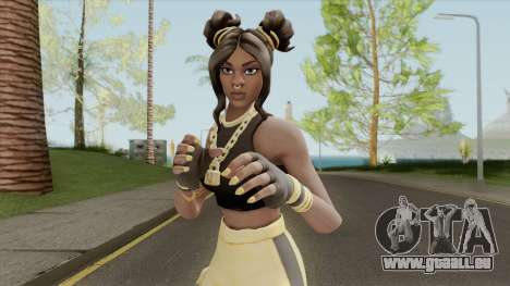 Luxe Gold (Fortnite) pour GTA San Andreas