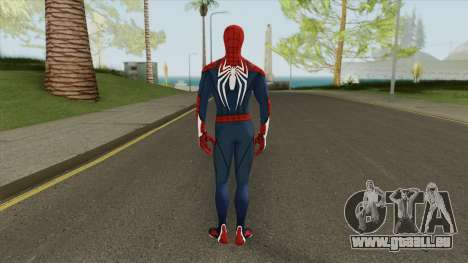 Spider-Man (PS4) Bravo pour GTA San Andreas