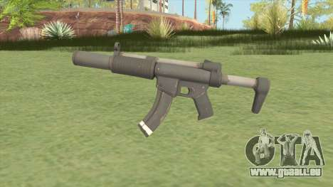 Suppressed SMG (Fortnite) pour GTA San Andreas