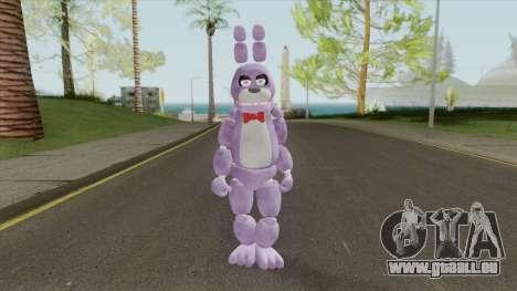 Bonnie (FNAF) pour GTA San Andreas