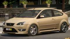Ford Focus RS V1.0 pour GTA 4
