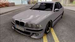 BMW M5 E39 Romanian Plate pour GTA San Andreas