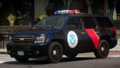 Chevrolet Tahoe Security V1.0