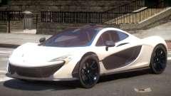 McLaren P1 GT Sport