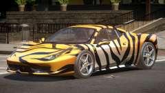 Ferrari 458 Italia Sport PJ5 pour GTA 4