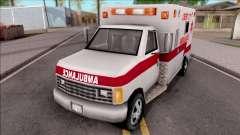 GTA 3 Ambulance
