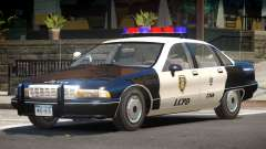 Chevrolet Caprice Police V1.0