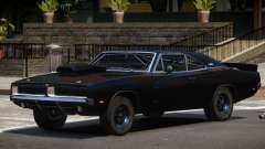 1969 Dodge Charger RT V1.0 pour GTA 4