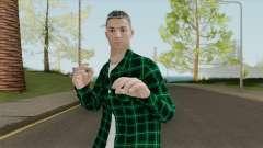 Cristiano Ronaldo (HQ) pour GTA San Andreas