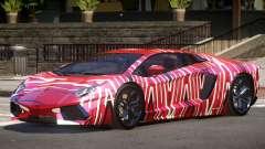 Lamborghini Aventador SS PJ5