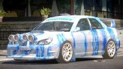 Subaru Impreza WRX GTI PJ1 pour GTA 4