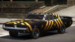 1969 Dodge Charger RT V1.0 PJ3 für GTA 4