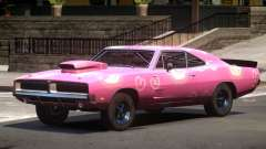 1969 Dodge Charger RT V1.0 PJ4 pour GTA 4