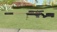 Sniper Rifle (Hitman: Absolution) für GTA San Andreas