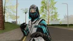 Ninja Azul (Free Fire)