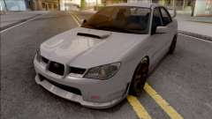 Subaru Impeza WRX STI 2006