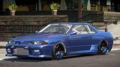Nissan Skyline R32 GT-R V1.0 pour GTA 4