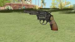 Worn ZM Model 60 (Hitman: Absolution) pour GTA San Andreas