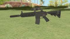 HX AP-15 (Hitman: Absolution) für GTA San Andreas
