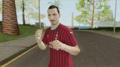 Zlatan Ibrahimovic (PES 2020) pour GTA San Andreas