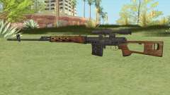 SVD-63 (Born To Kill: Vietnam) pour GTA San Andreas