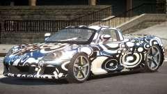 Porsche Carrera GT Sport PJ4 pour GTA 4