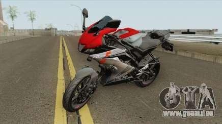 Yamaha YZF R15 2018 für GTA San Andreas