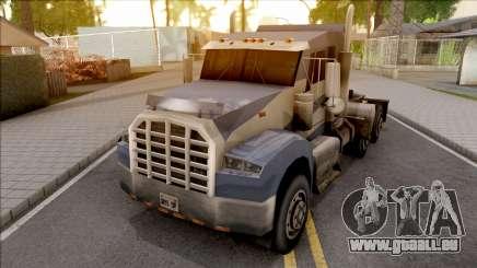 Paulton Semi Truck NFS MW pour GTA San Andreas