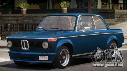 BMW 2002 GT pour GTA 4