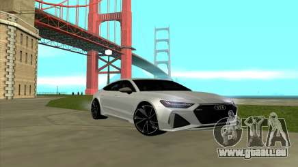 2020 Audi RS7 pour GTA San Andreas