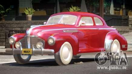 Buick Coupe V1.0 für GTA 4