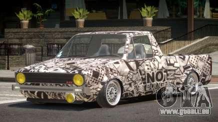 Volkswagen Caddy PJ1 pour GTA 4
