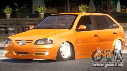 Volkswagen Gol G4 Custom pour GTA 4